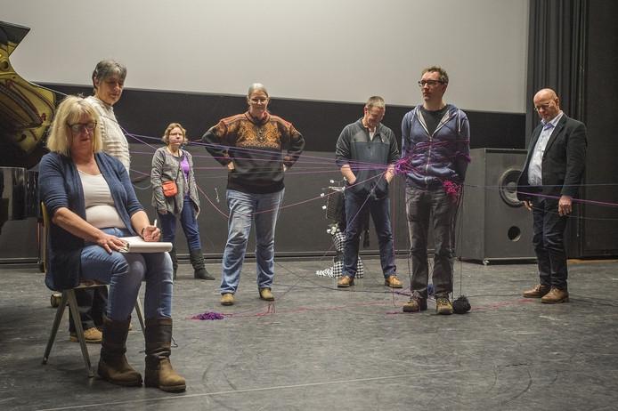 Theater: wat houdt leven met niet aangeboren hersenletsel in?