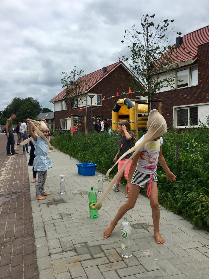 Zeer geslaagde buitenspeelmiddag wijk Klaarbeek!