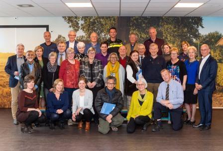 Hervormde Gemeente van Vaassen ondertekent intentieverklaring demientievriendelijke gemeente