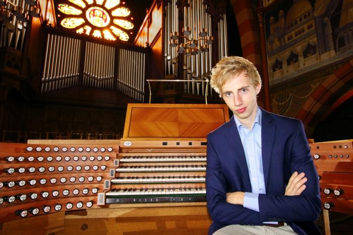 Gert van Hoef geeft orgelconcert in Vaassen