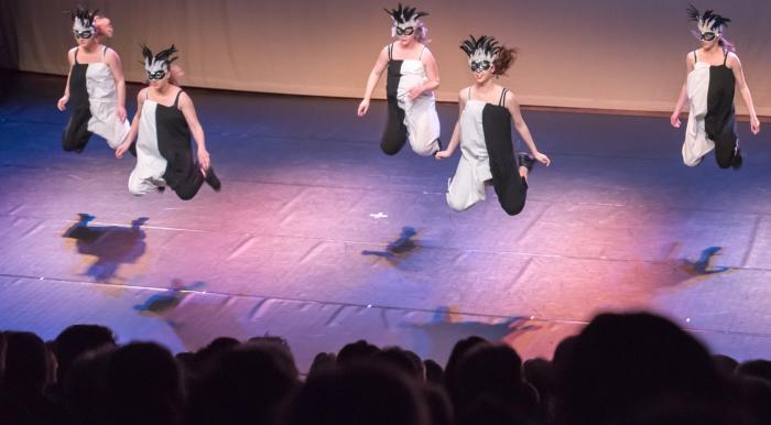 Danslessen in Heerde